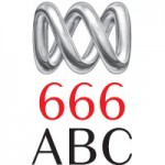 666 ABC Canberra: Monday afternoon Drive show sports chat / Friday Happy Hour guest